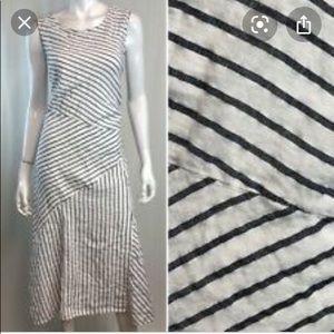 Tempo Paris Linen Dress
